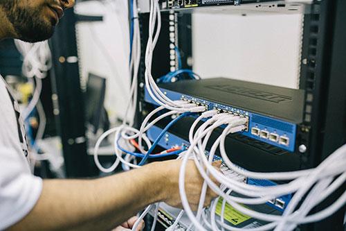 Projectos de Telecomunicações (ITED/ITUR)